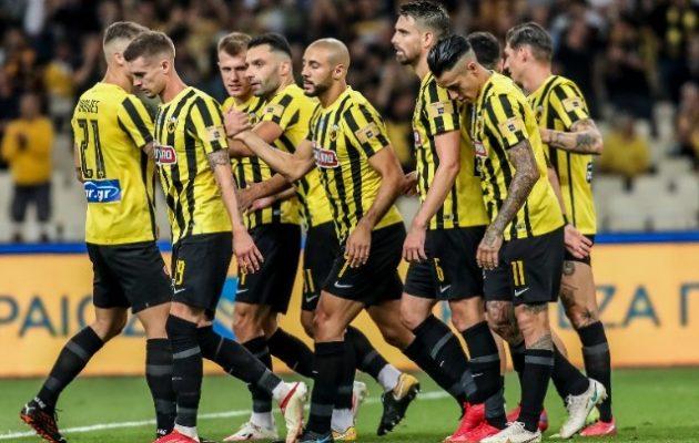 Με νίκη ξεκίνησε η ΑΕΚ στη Super League 3-0 τον Ιωνικό