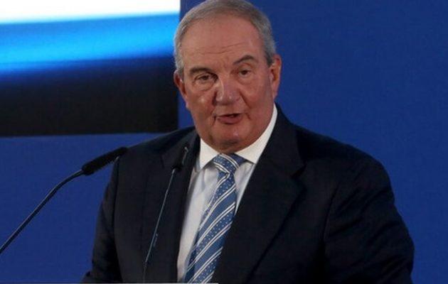 Κ. Καραμανλής: Η Ελλάδα είναι η μόνη χώρα της ΕΕ που είναι υπό απειλή