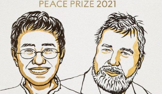 Ποιοι είναι οι δύο δημοσιογράφοι που πήραν το Νόμπελ Ειρήνης