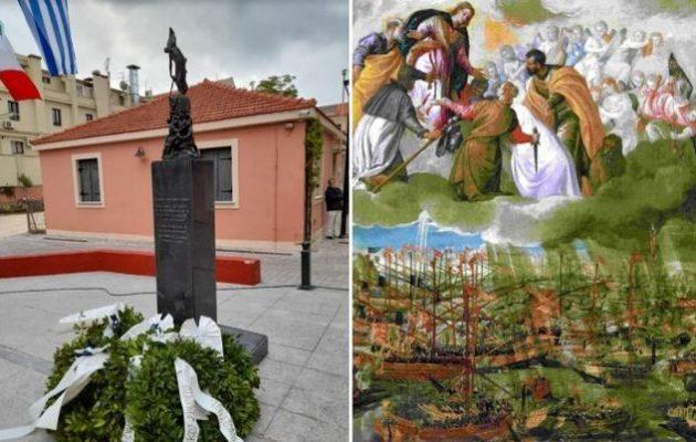 Η Γ. Γ. Απόδημου Ελληνισμού και Δημόσιας Διπλωματίας τιμά τα 450 χρόνια από τη Ναυμαχία της Ναυπάκτου