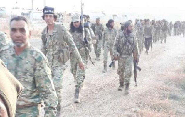 Η Τουρκία μετέφερε 100ντάδες Σύρους τζιχαντιστές μισθοφόρους στη Λιβύη